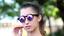 thumbnail 140 - Flip Up Circle Steampunk Glasses Goggles Sunglasses Emo Retro Vintage Cyber Punk