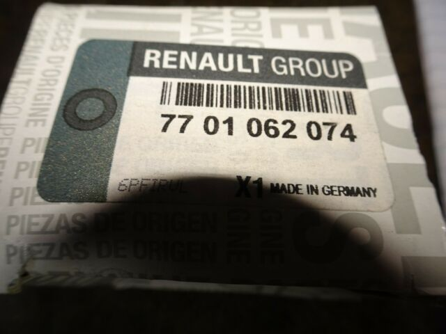 FOR RENAULT CLIO MEGANE SCENIC LAGUNA ESPACE PDC PARKING SENSOR FRONT REAR