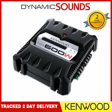 Kenwood Kac 820 2 Channel Old School Car Amplifier 1 For Sale