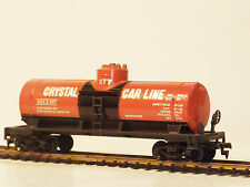 "Life-Like 8494 H0, Tankwagen ""CRYSTAL CAR LINE""  CCLX 277, OVP,  MD2"