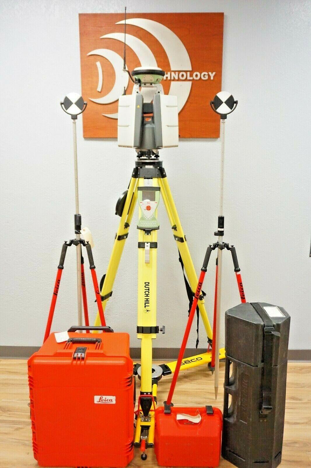 Leica P30 3D High Accuracy Long Range Laser Scanner GS14 CS15 GNSS P40 Faro