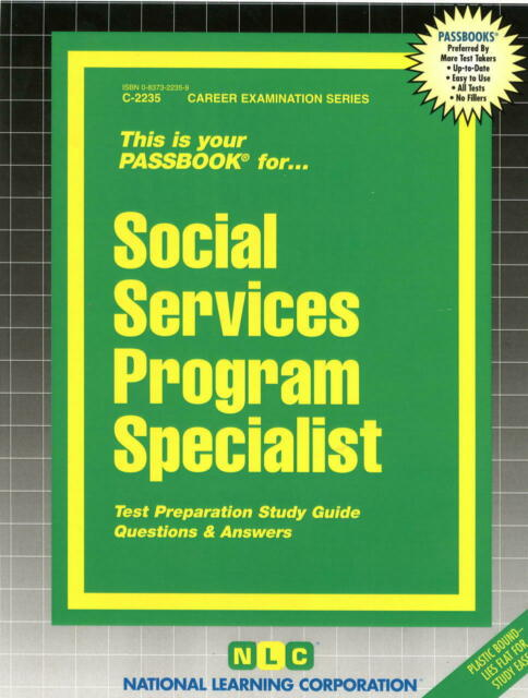 New Social Services Program Specialist Test Practice