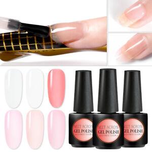 MEET-ACROSS-7ml-Poly-Building-Extension-Nail-Gel-Polish-Soak-Off-UV-LED-Manicure