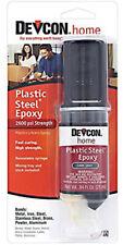 2x Devcon 62345 Plastic Steel Epoxy Pillar And Bedding Compound