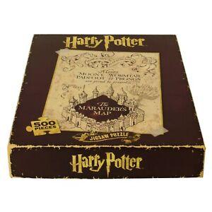 Karte Des Rumtreibers Pdf.Puzzle Harry Potter Karte Des Rumtreibers Mit 500 Teilen Puzzlespiel