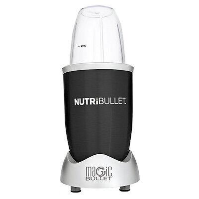 Nutribullet 12 Piece Nutrition Extractor Set - Black