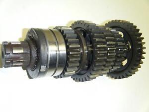 68-69-70-71-72-73-HONDA-CB350-CB-350-Sl-SL350-Transmission-Gears-Compteur-Manche