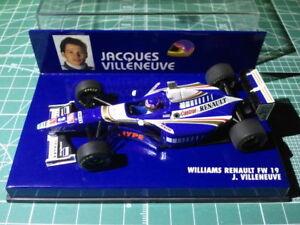 Jacques Villeneuve - Minichamps 430970006 Williams Renault Fw19 Champion 1997