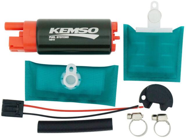 "KEMSO 340LPH High Performance Fuel Pump ""Replace Walbro 255LPH GSS342"" #04"