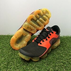 485d6172d2073 NEW Nike Air Max VaporMax CS Total Crimson Black Laser Orange AH9046 ...