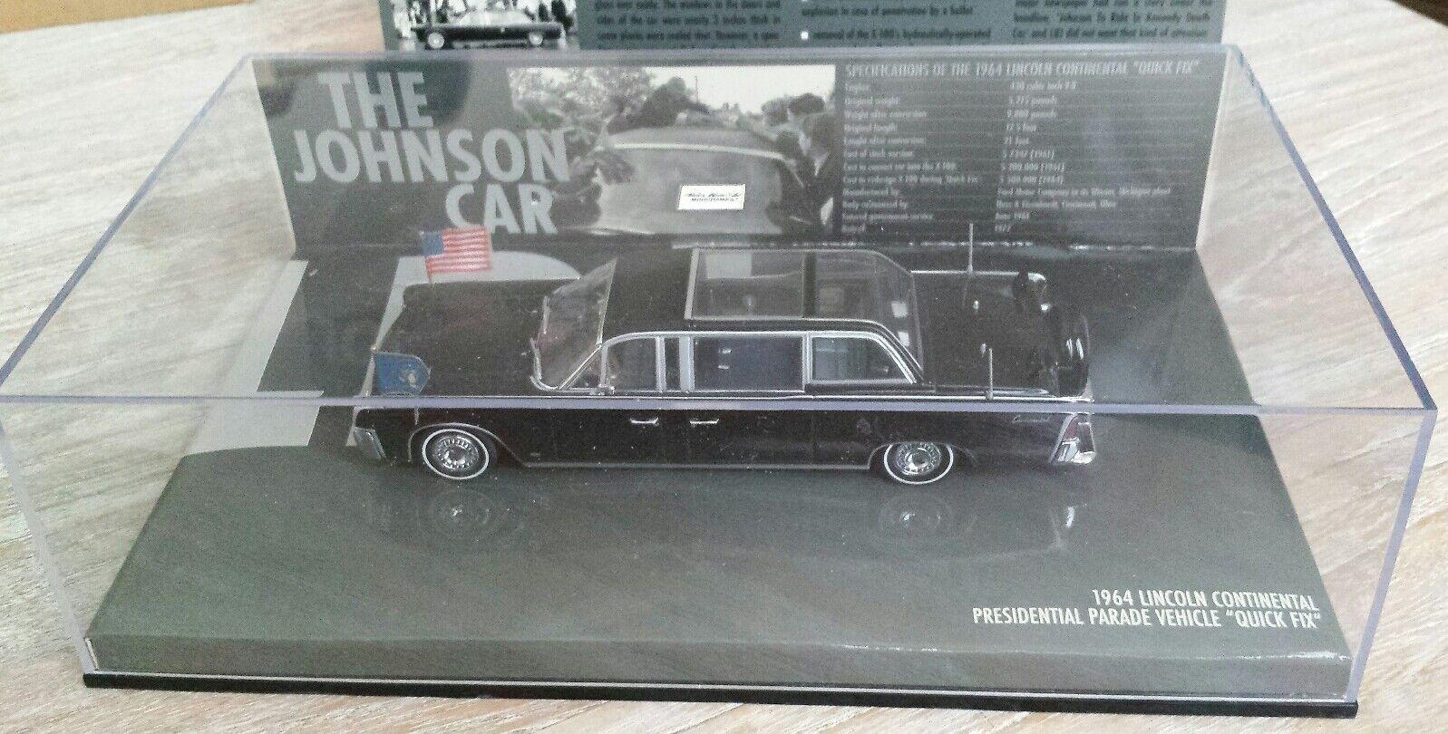 Minichamps Lincoln Continental 1964 1 43