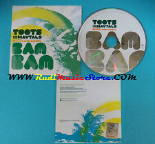 CD Singolo Toots & The Maytals Featuring Shaggy And Rahzel Bam Bam PROMO EU(S22)