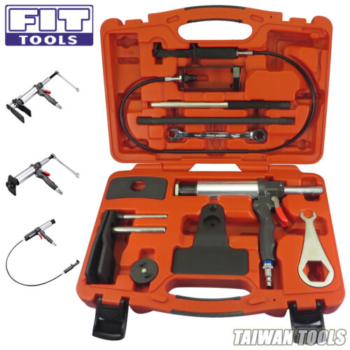 """Pneumatic Tool For Brake Piston /& Wire Hose Clamp FIT TOOLS 1//4/"""" Air"""
