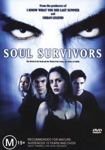 SOUL SURVIVORS   DVD   R4    ELIZA DUSHKA, WES BENTLEY....LIKE NEW