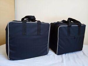 Pannier liner bags for TRIUMPH TIGER 1200  EXPLORER expedition aluminium pannier