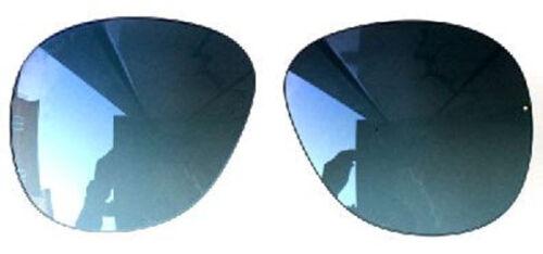 LENSES SPARE PART PERSOL 9649 55 BLUE S3 STEVE MCQUEEN POLARIZED REPLACEMENT