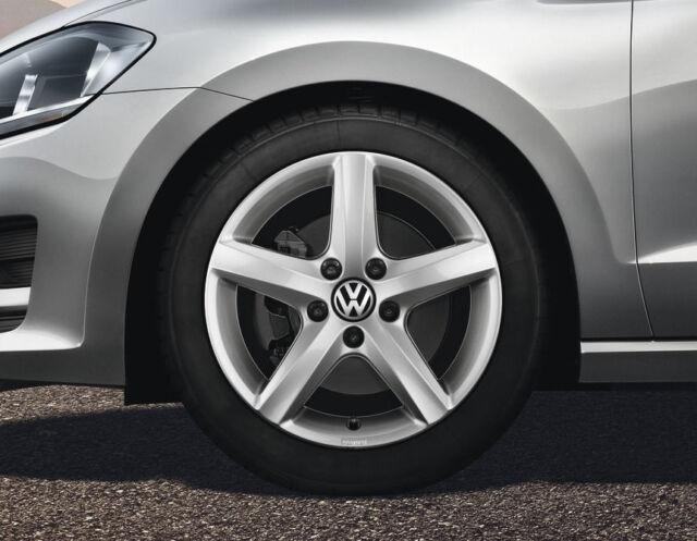 Kit Original VW 6 ,5Jx17 ASPEN Llanta Alufelge 1K8071497A Passat Scirocco Cc EOS