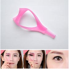 Mascara guard guide tool. 3 in 1 applicator, brush & curler. UK Seller free P&P.