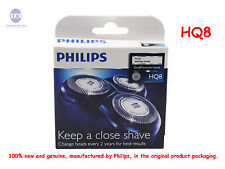 Philips Norelco Shaving Replacement heads DualPrecision HQ8/52 With Package