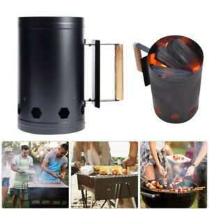 Large-Barbecue-Chimney-Starter-Quick-Start-BBQ-Grill-Charcoal-Lighter-Useful