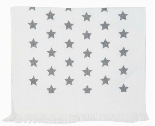 """Baumwolle Gästehandtuch /""""Catch A Star/"""" 40 x 60 cm Clayre /& Eef"""