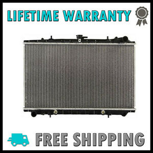Image Is Loading 140 New Radiator For Nissan Axxess 90 95