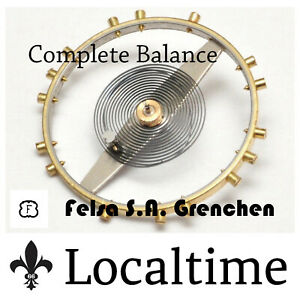 Complete-Balance-Watch-Service-Part-FELSA-SA-Automatic-Cal-4007-4007N-4009-etc