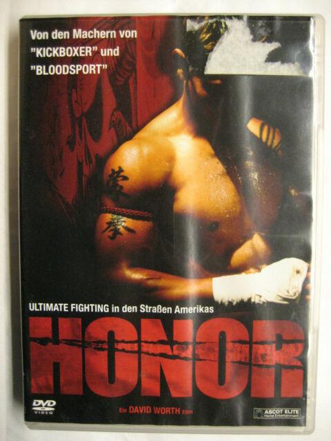 HONOR ULTIMATE FIGHTING IN DEN STRASSEN VON AMERIKA - DVD - FSK 18