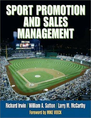 Sport Promotion and Sales Management-ExLibrary