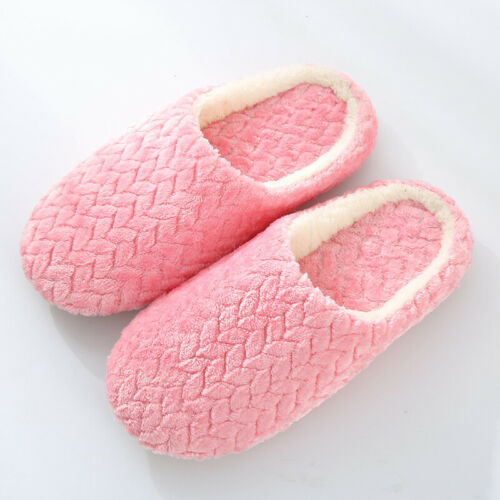 Solide Hausschuhe Flach Nahe Zehen Sandalen Plüsch Schuhe Schlafzimmer