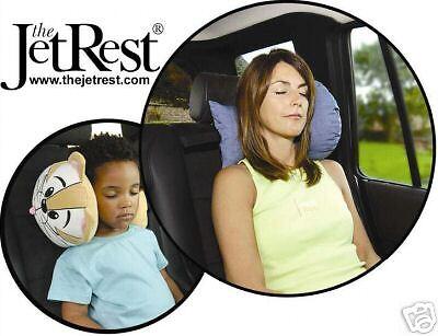 TWO PILLOWS DEAL!! The JetRest Original Travel Pillow