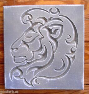 """Plastic butterfly stepping stone concrete plaster mold 12/"""" x 11/"""" x 1.25/"""" thick"""