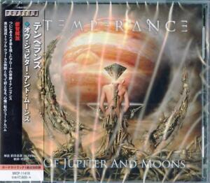 La-temperanza-di-Giove-e-lune-GIAPPONE-CD-F83