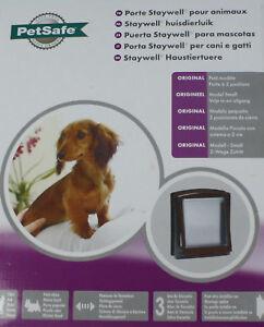 Petsafe-Staywell-2-Wege-Hundeklappe-Katzenklappe-Haustiertuer