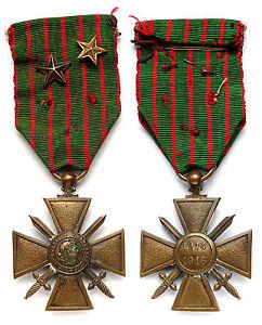 Cruz-de-la-Guerra-1914-1916-Con-2-estrellas-bronce-Francia-1-guerra-Mundial