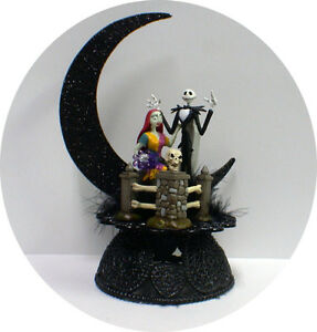 jack and sally wedding cake topper amp sally f nightmare before wedding cake 16559