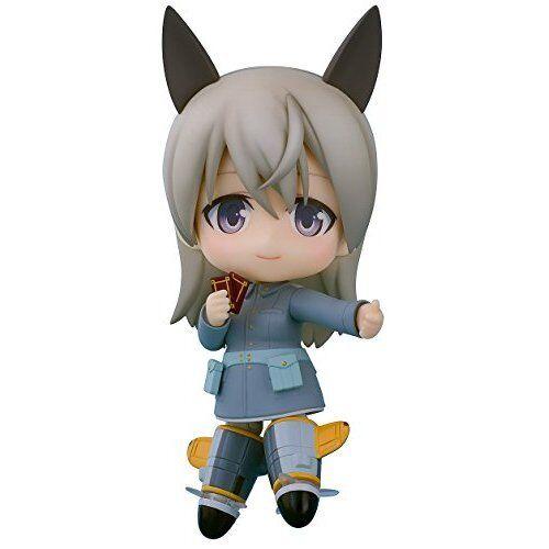Phat Strike Witches 2: Ilmatar Juutilainen Nendoroid Action Figure Japan Import