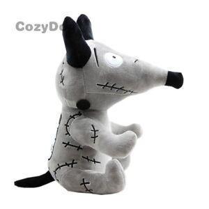 Hoy Topic Frankenweenie Sparky Dog Plush Animal Toy 11 Stuffed Doll Tim Burton Ebay