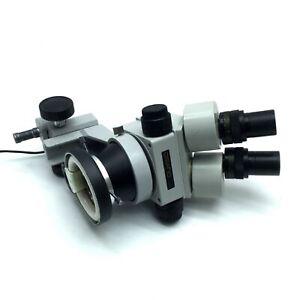 Omano-Microscope-Head-Stereo-0-7x-to-4-5x-WF10X-Eyepieces-0-5X-Objective