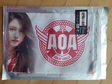 AOA KPOP Photo Cheer Slogan Towel JiMin SeolHyun Yuna Choa YouKyung HyeJung Chan
