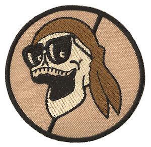 Patche-ecusson-militaire-badge-Commando-patch-DIY-hotfix-thermocollant