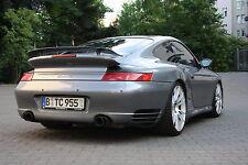 Porsche 996 Turbo S Airbox doppelansaugung air intake RAM x50 turbo gt2