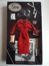 Gene Doll Outfit SMART SET Ashton Drake Red Dress Suit Hat New in Box COA