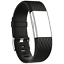 For-Fitbit-Charge-2-Diamond-Replacement-Wristband-Wrist-Strap-Watch-Band-TPU-S-L thumbnail 110