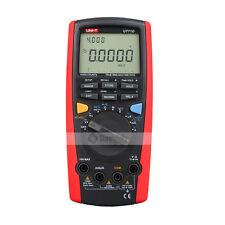 Uni T Ut71d Digital Multimeter Volt Amp Ohm Capacitance Meter Tester Thermometer