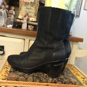 Cole Haan NikeAir Womens Black Leather