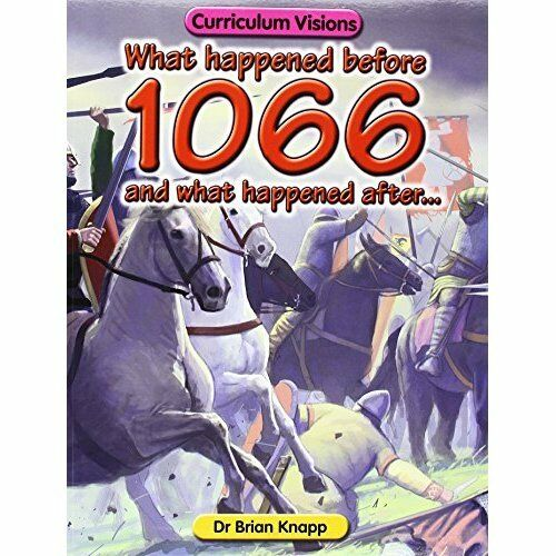 What Happened Before 1066 and What Happened After...-ExLibrary
