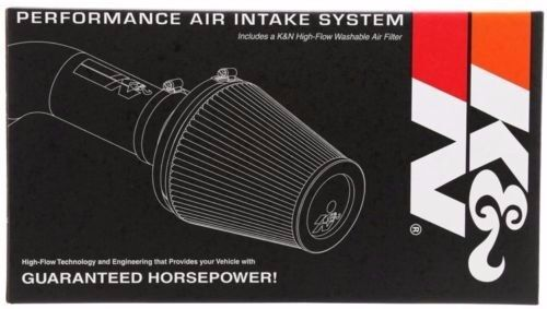 Fits Jeep Grand Cherokee SRT 2012-2015 6.4L K/&N 77 Series Cold Air Intake System