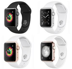 Apple-Watch-Series-2-38-42-mm-Boitier-en-aluminium-Space-Gray-Or-Argent-Rose-Sport