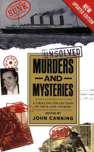 Unsolved Murders Und Mysterien Von ,Gut Gebrauchtes Buch (Taschenbuch) & Schnell